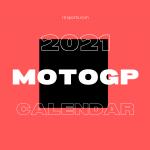 Calendario MotoGP 2021