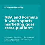 NBA and Formula 1: when sports marketing goes cross-platform