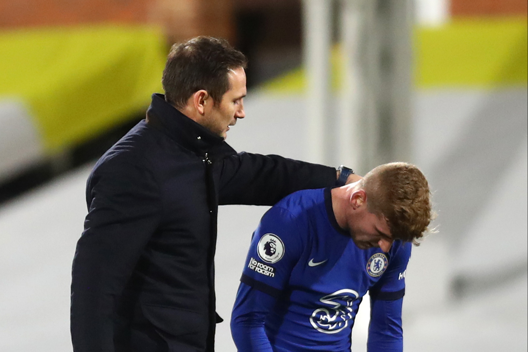 Timo Werner: Frank Lampard convinced goals will come for Chelsea forward  despite latest setback vs Fulham | Evening Standard