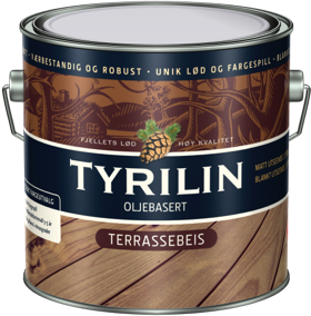 Tyrilin Terrassebeis