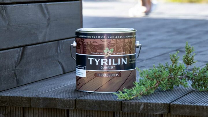 Premium terrassebeis i nye farger