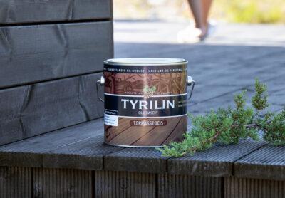 Tyrilin Terrassebeis liggende