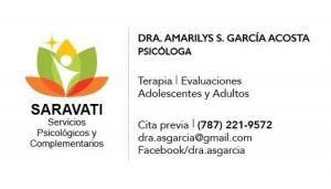 Dra. Amarilys S. García Acosta
