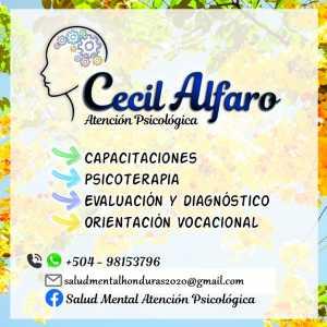 Psicóloga Cecil Alfaro