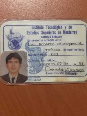 Psicólogo Roberto Velazquez M.