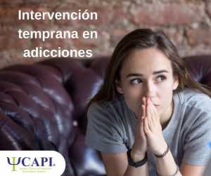 PREVENCIÓN E INTERVENCION EN  ADICCIONES