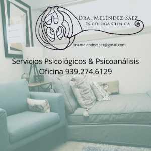 Dra. Milagros del C. Meléndez Sáez, Ph.D.