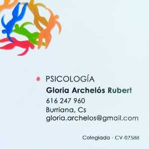 Gloria Archelós Rubert