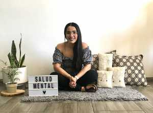 Psicóloga Karina Espinoza Solórzano