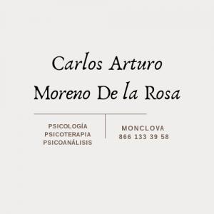 Carlos A. Moreno De la Rosa (egresado UANL)