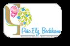 Psicóloga Ely Beckham Ced. Prof. 6379614