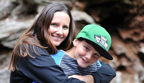 matka a syn