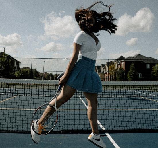 tenis,tenistka, fotka z článku TOP 10 zážitků na léto