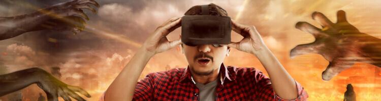 Úniková hra ve VR