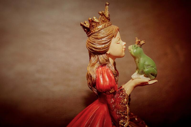 princezna-žabák-pohádky
