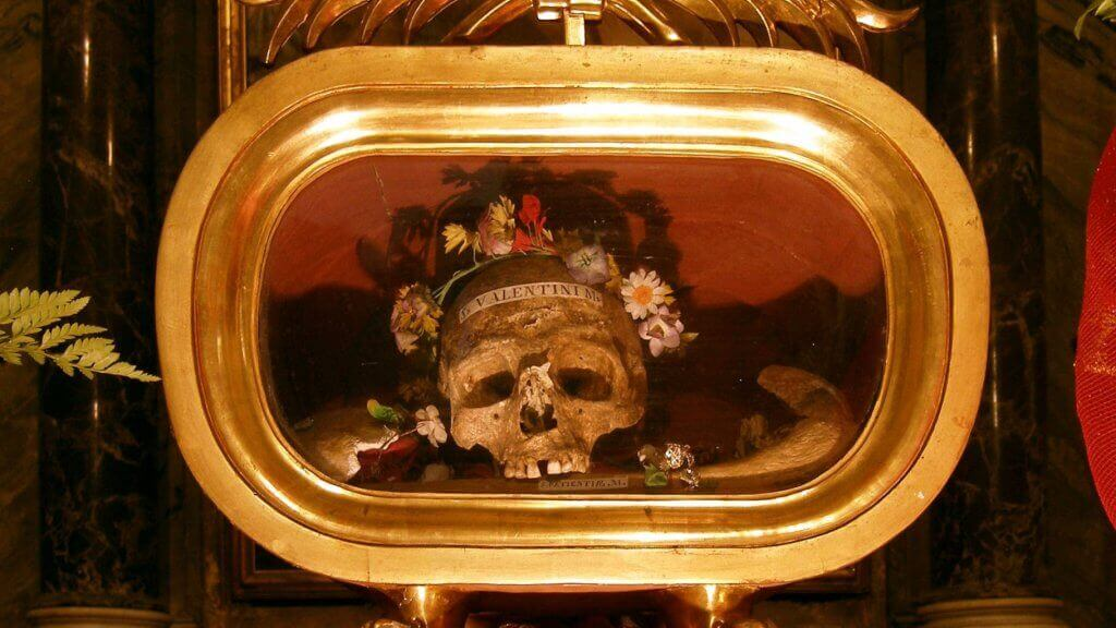 Svaty valentyn clanek informace