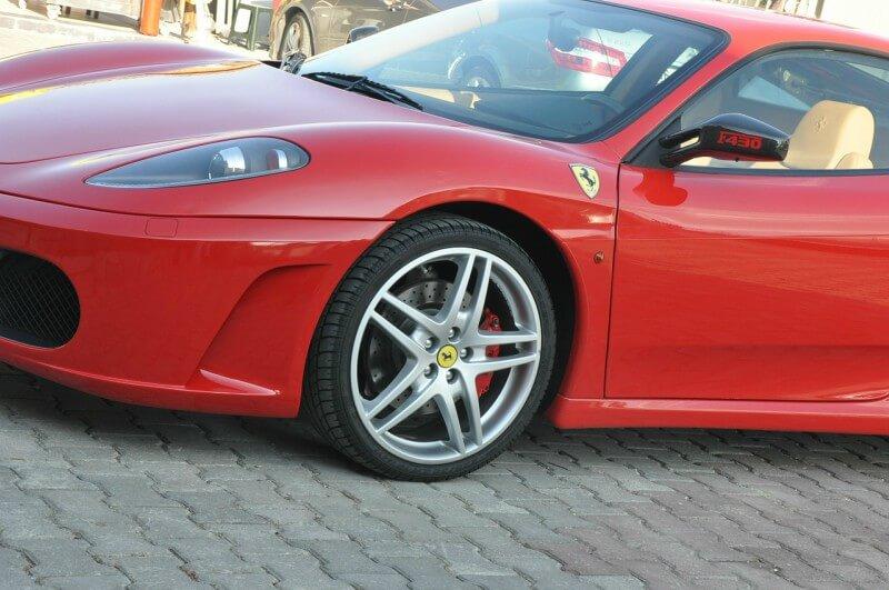 obrázek z článku Historie Ferrari