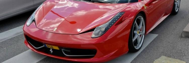monetizace článku historie Ferrari