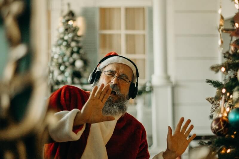 santa-christmas-vánoce