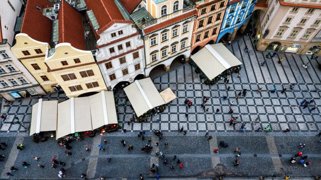 Street Food v Praze