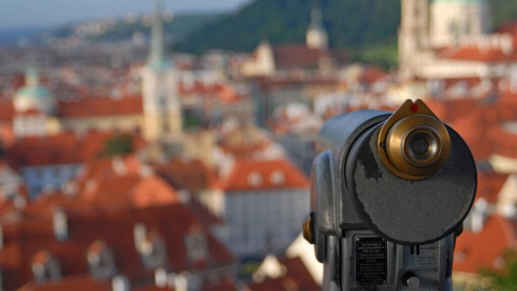 Top vyhlídky v Praze, za které nezaplatíte ani korunu