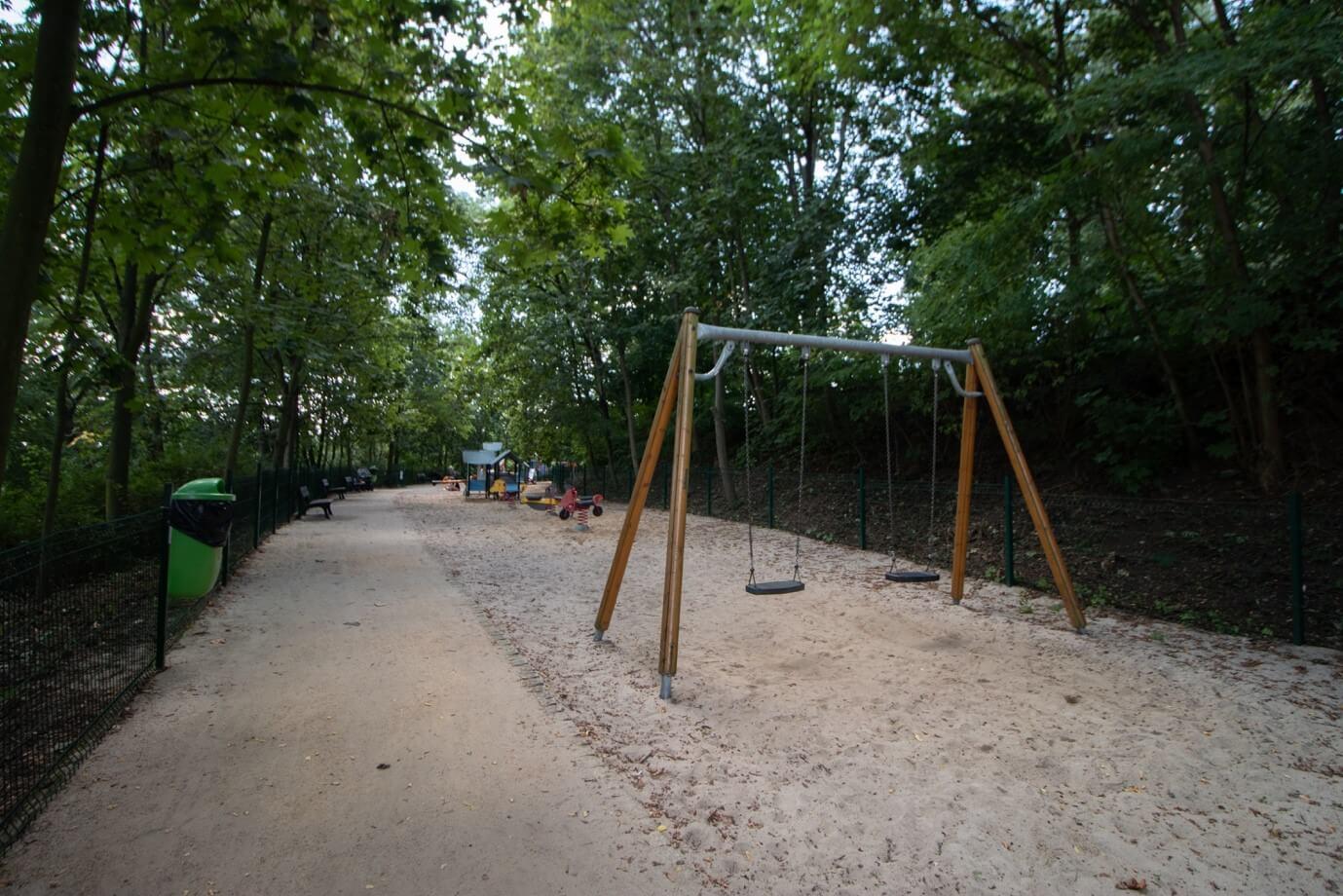 Park Mrázovka 3