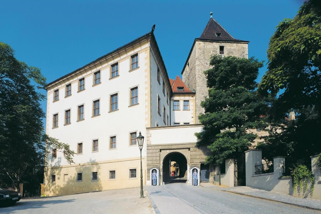 Lobkowiczkého-paláce