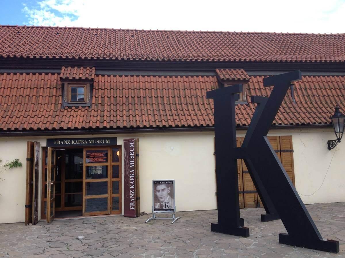 Muzea Franze Kafky