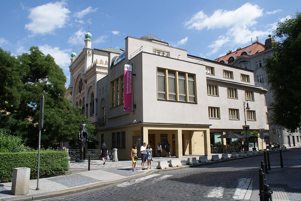 Židovského muzea