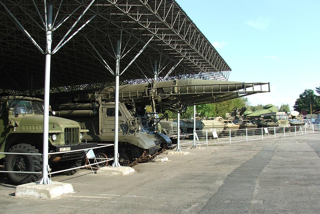 Vojenského-technického-muzea-Lešany