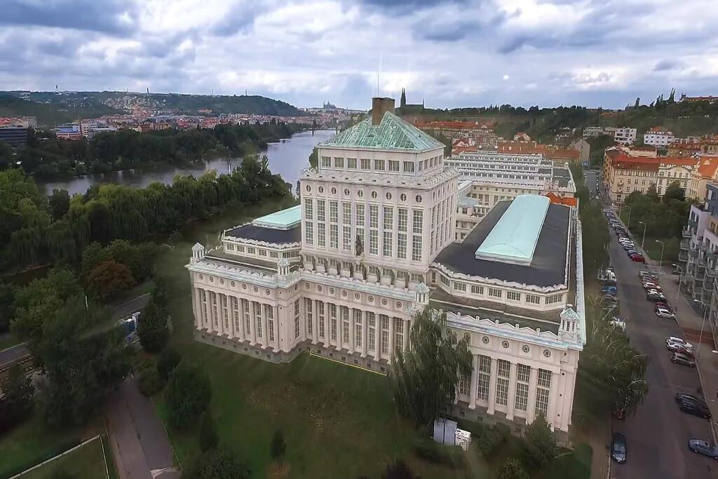 Pražského-vodárenství