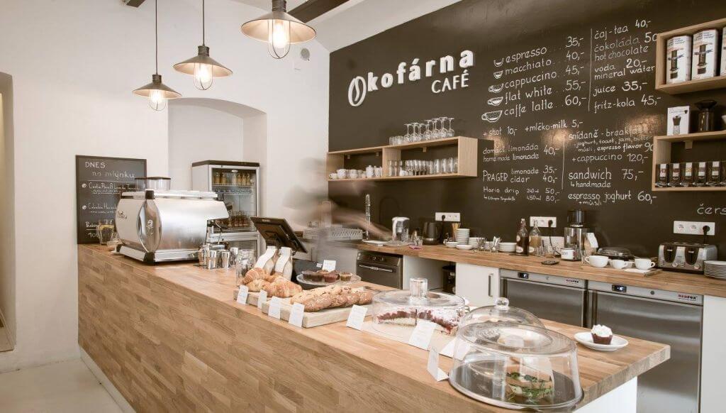 Kofárna Café
