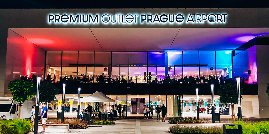 Premium Outlet Prague Airport 3