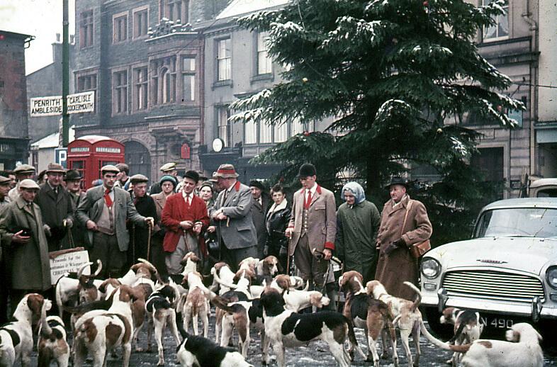 Keswick_Boxing_Day_hunt_1962