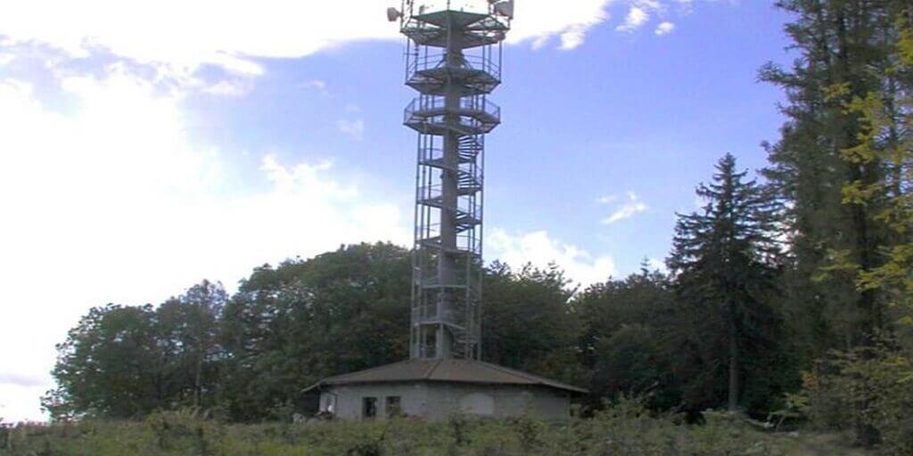 TOP rozhledny v okolí Prahy - Vysoka