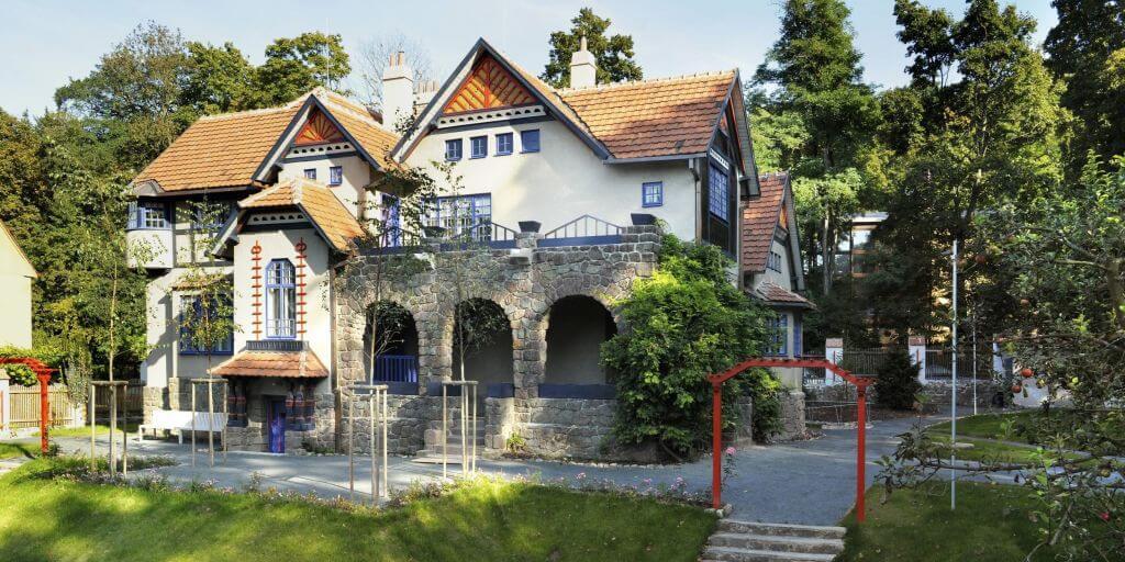 Jurkovicova vila