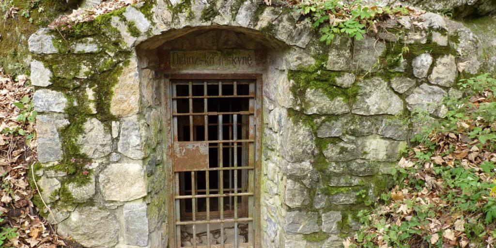 Mariánské údolí stary dvere