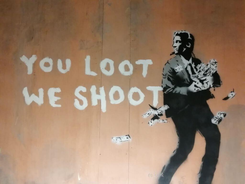 """Banksyho svět a """"falešná"""" výstava_1"""