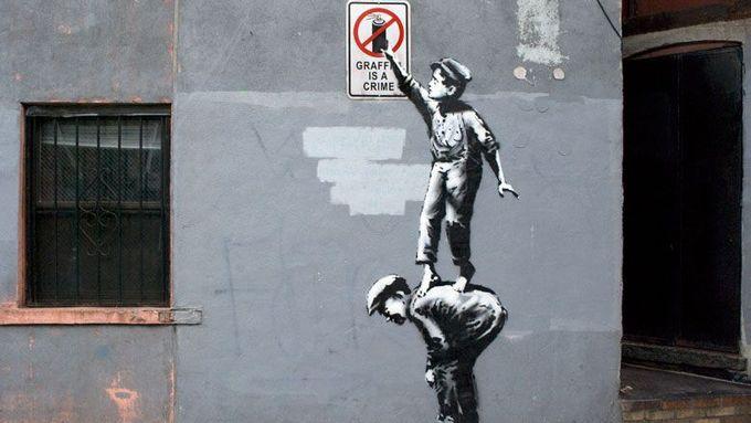 """Banksyho svět a """"falešná"""" výstava_2"""