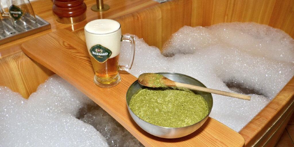 Pivni lázně