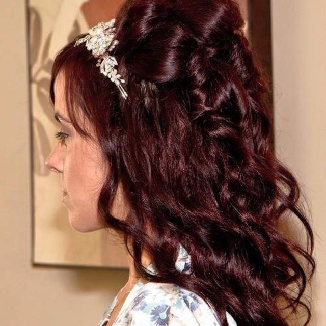 Newbury and Thatcham Wedding Hair