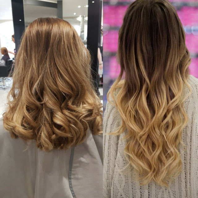 Balayge and Ombre - What's The Difference?