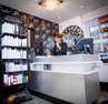 Newbury Haircut | Reception