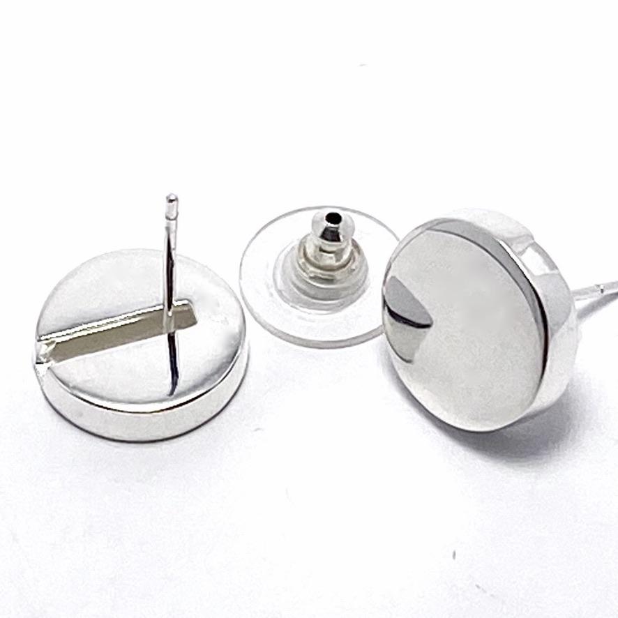 Smarta Silverörhängen med extrafunktion, smart silver earrings with extra function
