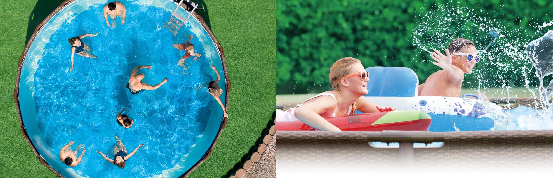 Köp Bestway pool hos Villahome.se