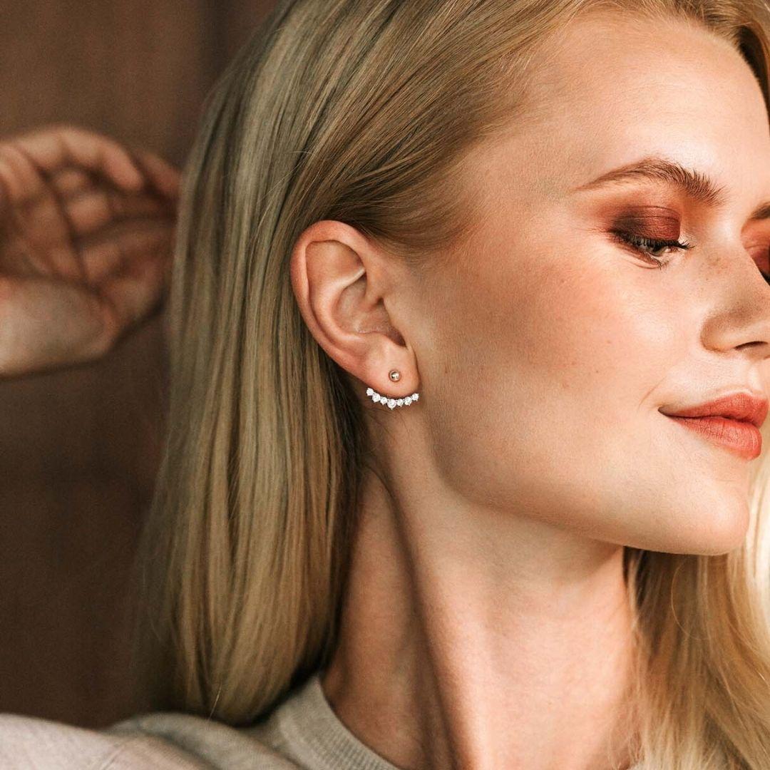 sparv øreringe