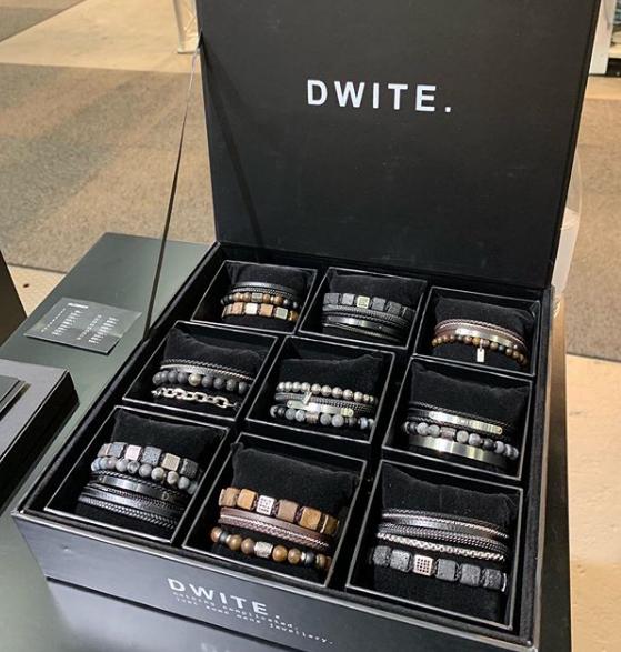 Flera armband från DWITE MAN