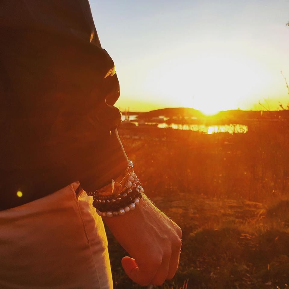 armband i solnedgång trendamore