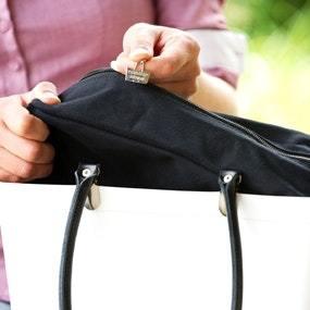 svart innerväska perstorp design