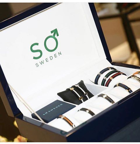 smyckeskrin armband so sweden
